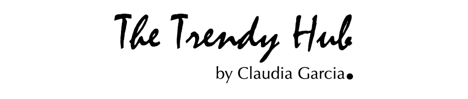 The Trendy Hub - The hub for fashion beauty and travel