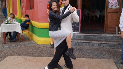 In the city of Tango Buenos Aires