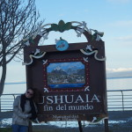 backpacking Ushuaia Argentina