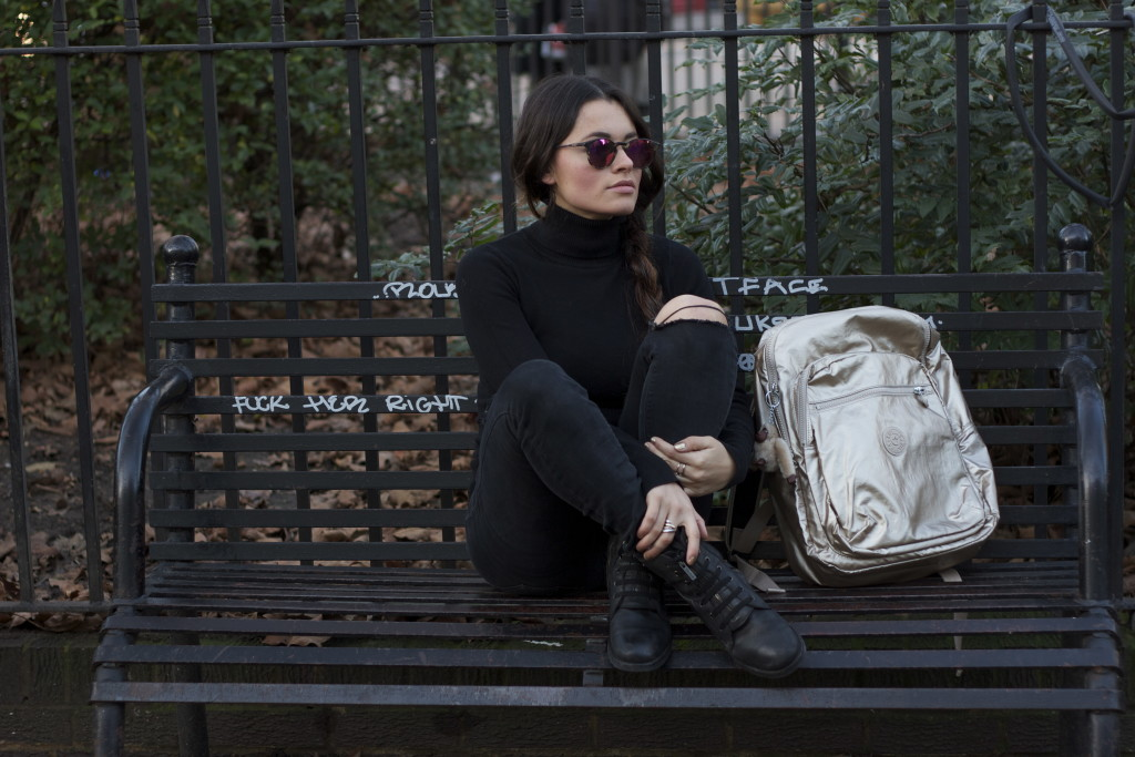 bloguera latina look de invierno