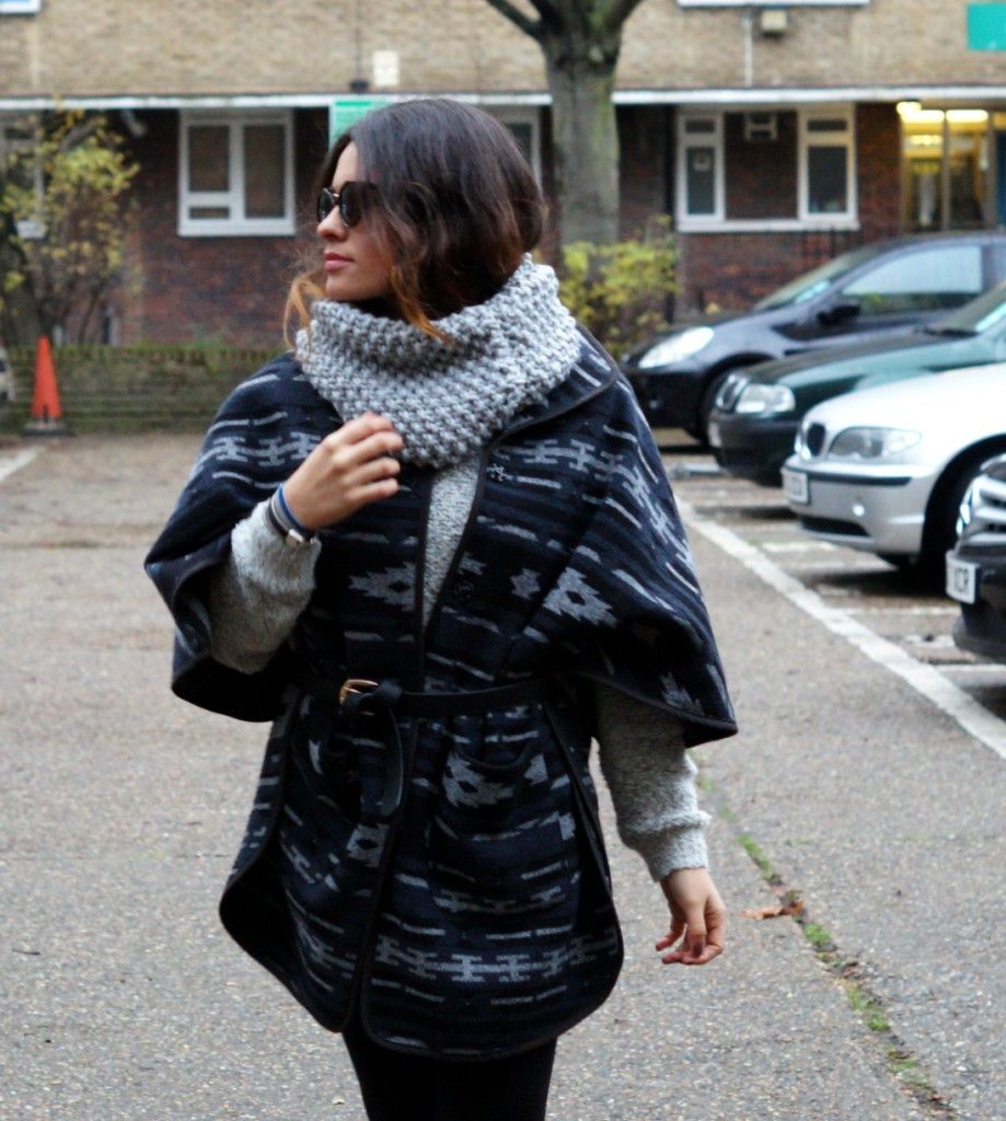 Winter outfit petite blogger
