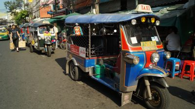 Bangkok, the crazy pit stop -What to do-