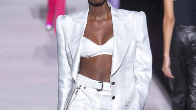 TOM FORD SPRING 2018 READY-TO-WEAR #NYFW